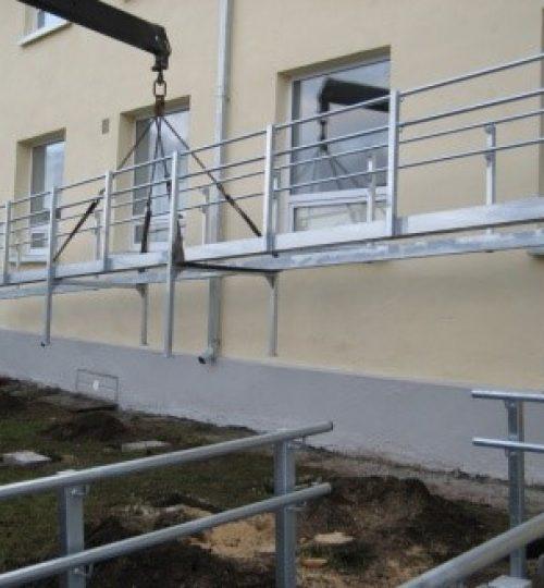 Metallkonstruktsioonid - Estal Metall OÜ